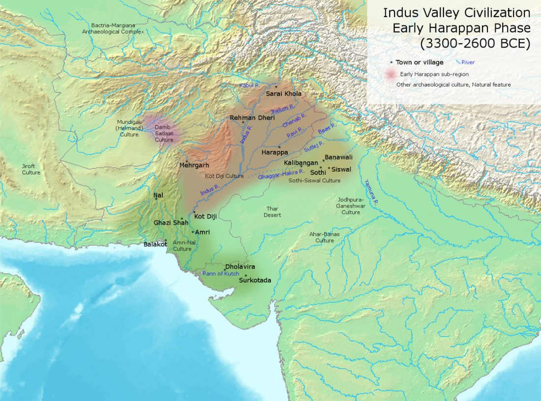 indus-valley-early-harappan