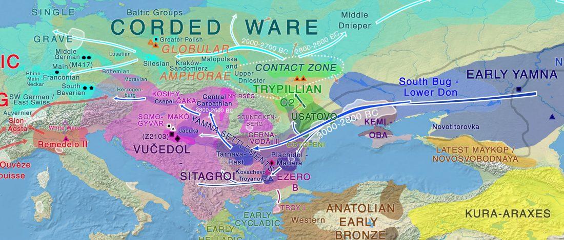 yamna-expansion-europe