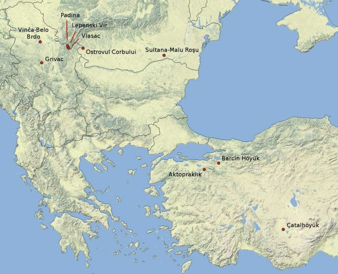 lepenski-vir-mesolithic-anatolia-neolithic