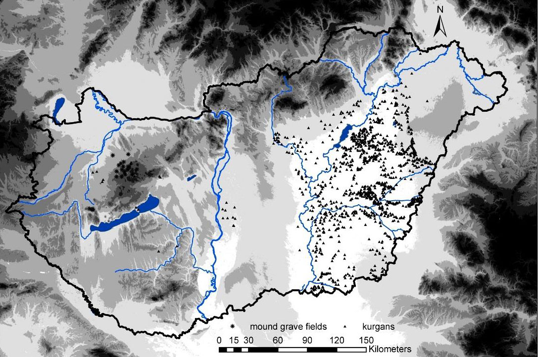 hungary-yamna-burials-map
