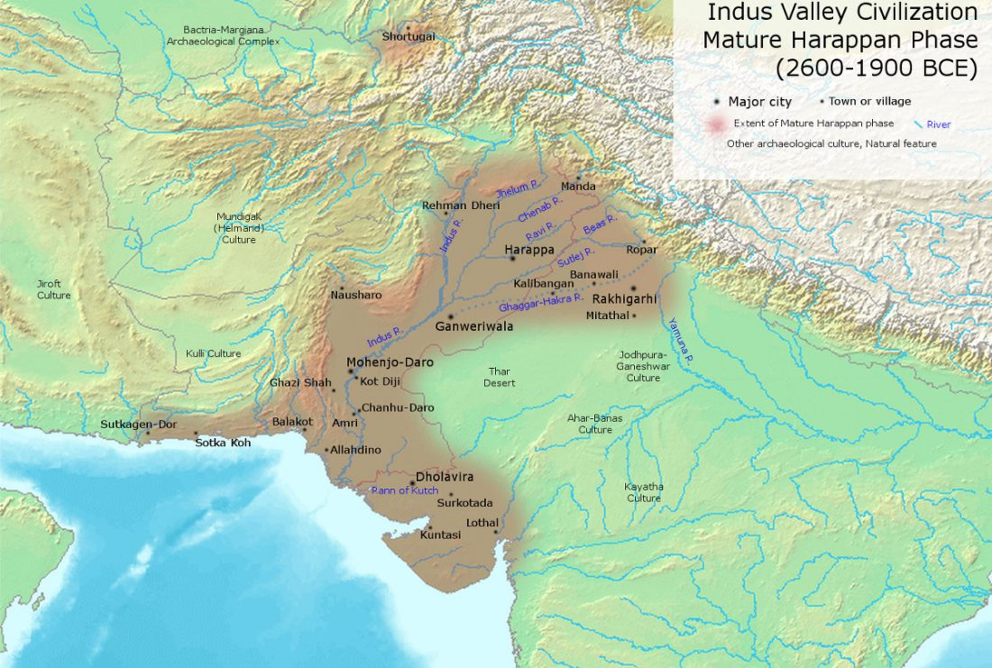 indus-valley-harappan-rakhigarhi