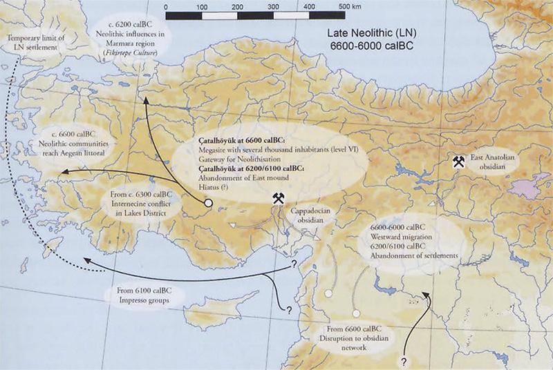 anatolian-neolithic-aegean