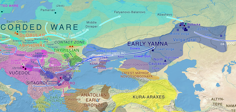 indo-european-yamna-corded-ware