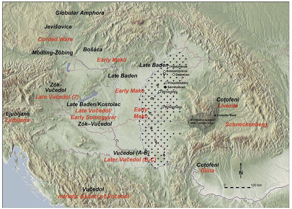 yamna-settlements-hungary