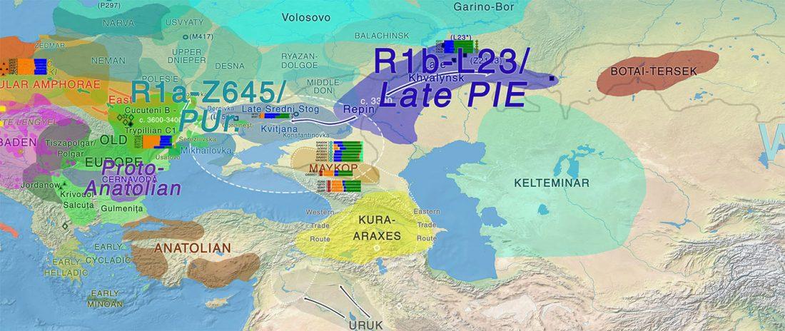 kura-araxes-indo-european-uralic-migrations