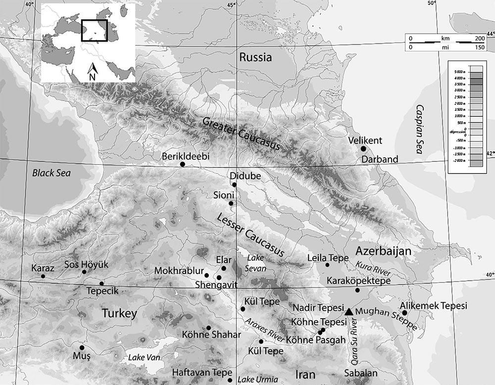 kura-araxes-sites-caucasus