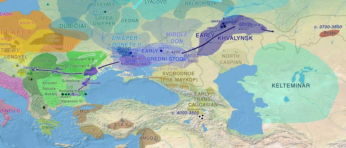 neolithic-migrations-khvalynsk-novodanilovka-anatolian