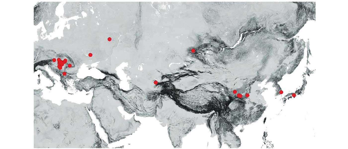 Mitogenomes from Avar nomadic elite show Inner Asian origin