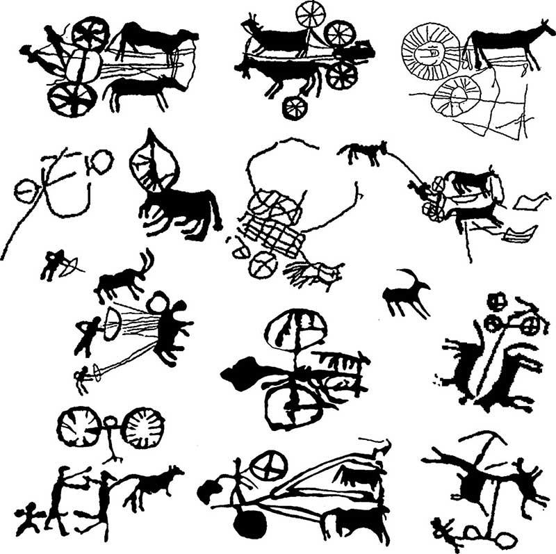 petroglyphs-chariot