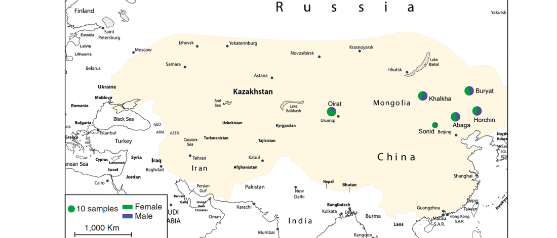 mongolian-sampling