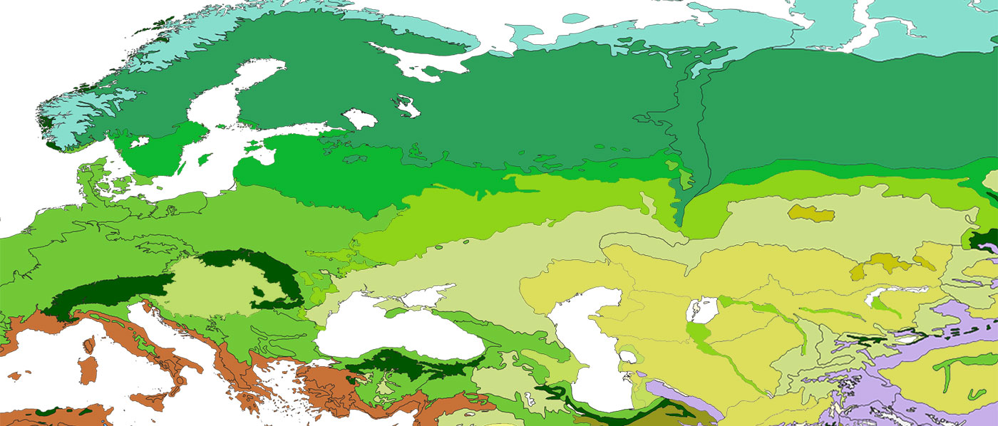 The genetic and cultural barrier of the Pontic-Caspian steppe – forest-steppe ecotone