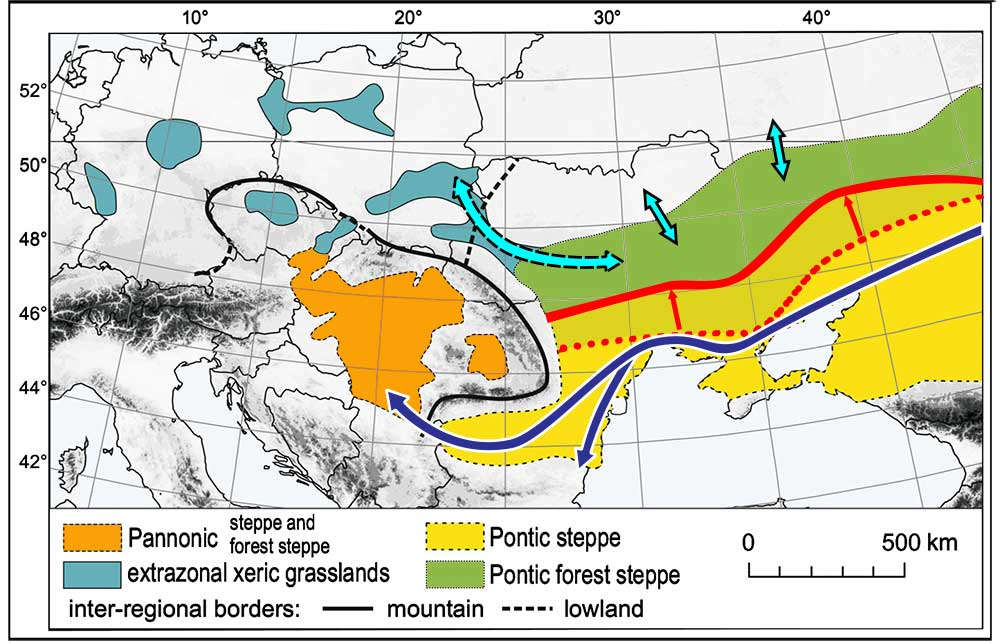 steppe-forest-steppe-migration-routes