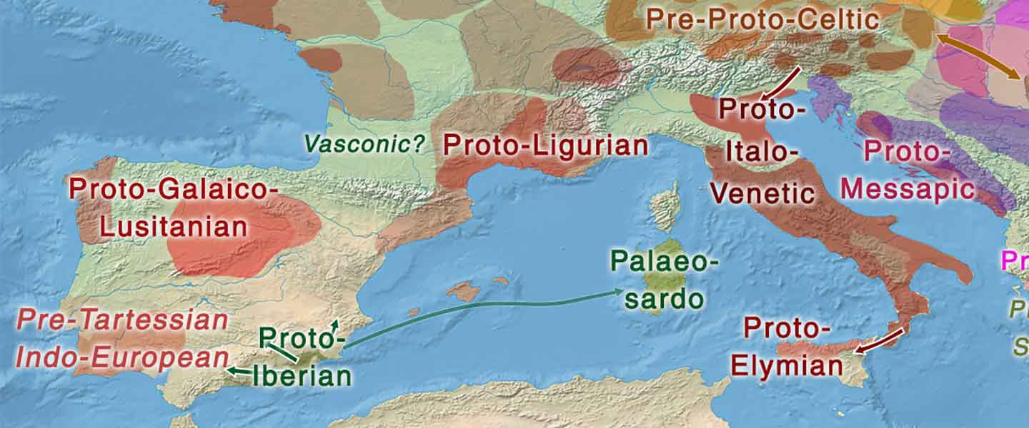 "European hydrotoponymy (II): Basques and Iberians after Lusitanians and ""Ligurians"""