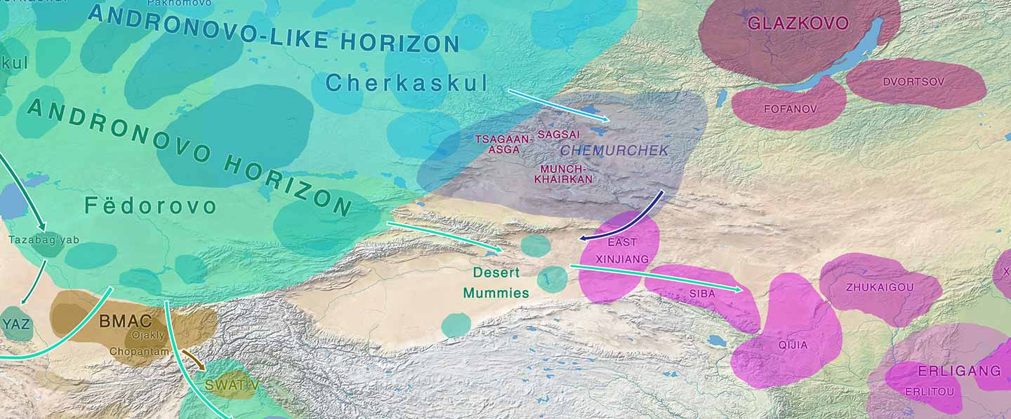 Iron Age Tocharians of Yamnaya ancestry from Afanasevo show hg. R1b-M269 and Q1a1