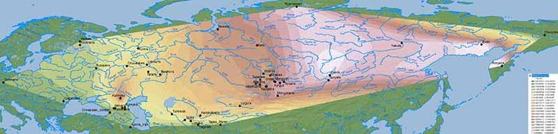 damgaard-modern-baikalhg-ancestry