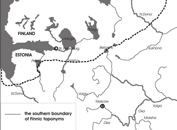 finnic-toponyms