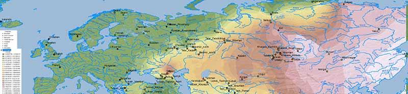 kriging-modern-ulchi-ancestry