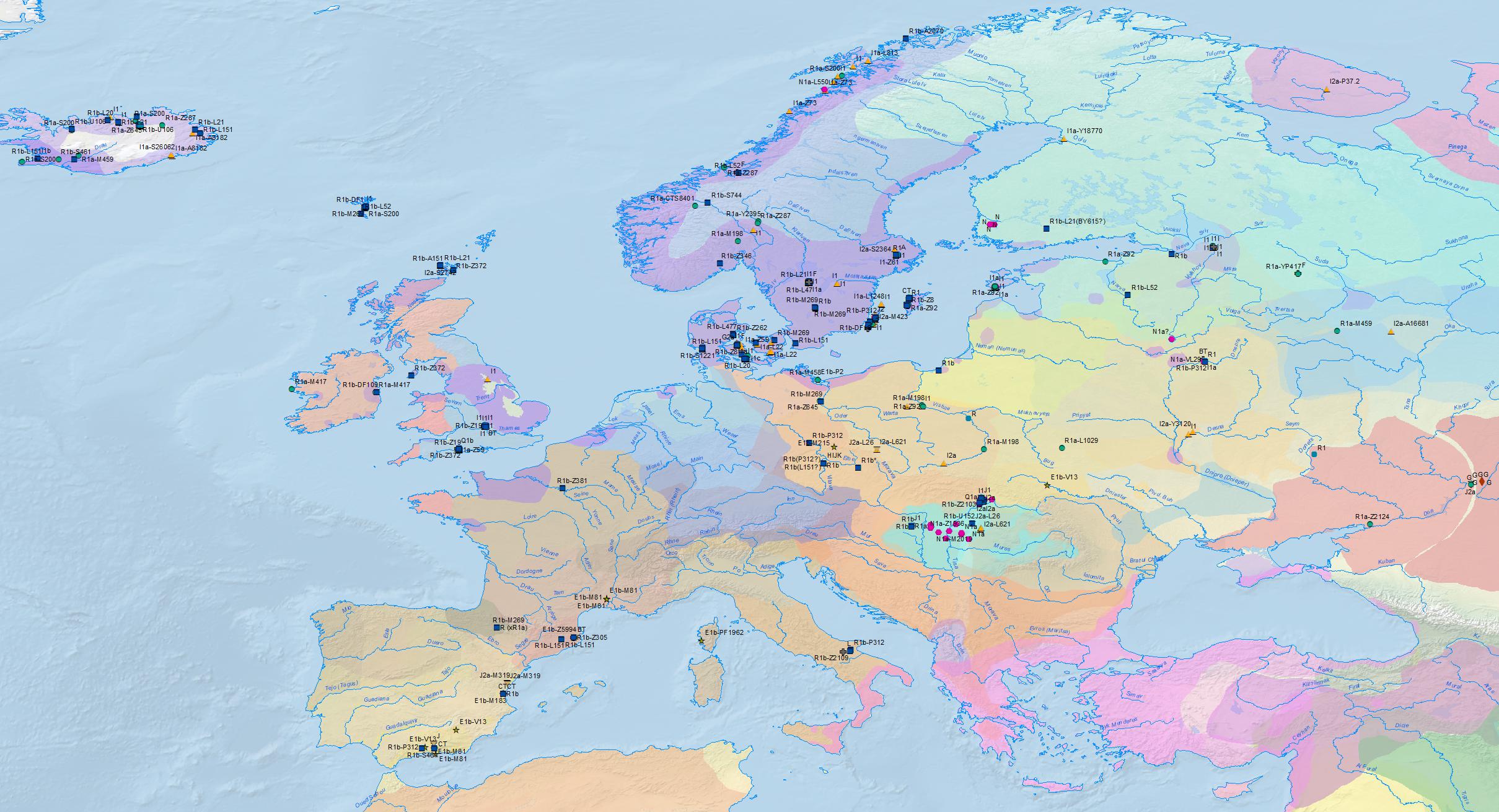 U152 – Indo-European eu