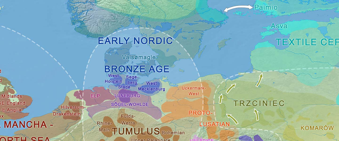 European hydrotoponymy (III): from Old European to Palaeo-Germanic and the Nordwestblock