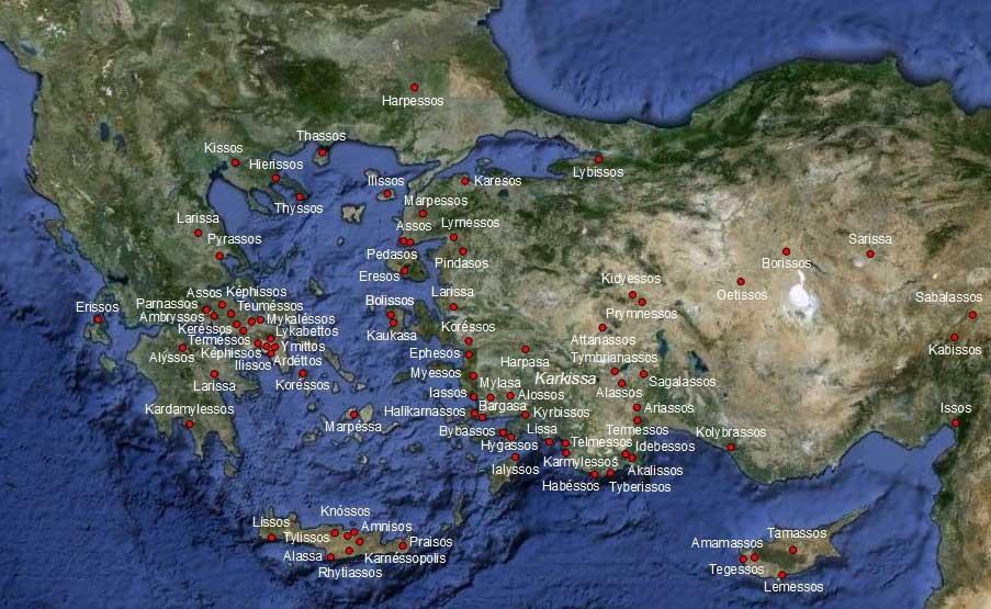 pre-greek-ssos