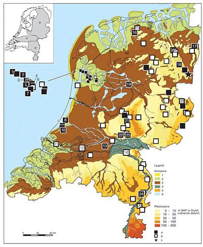 single-grave-netherlands