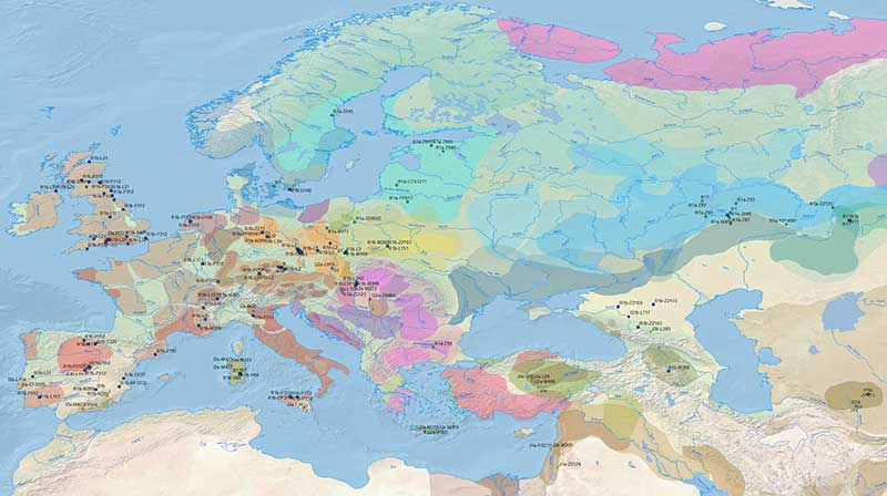 early-bronze-age-europe-y-dna