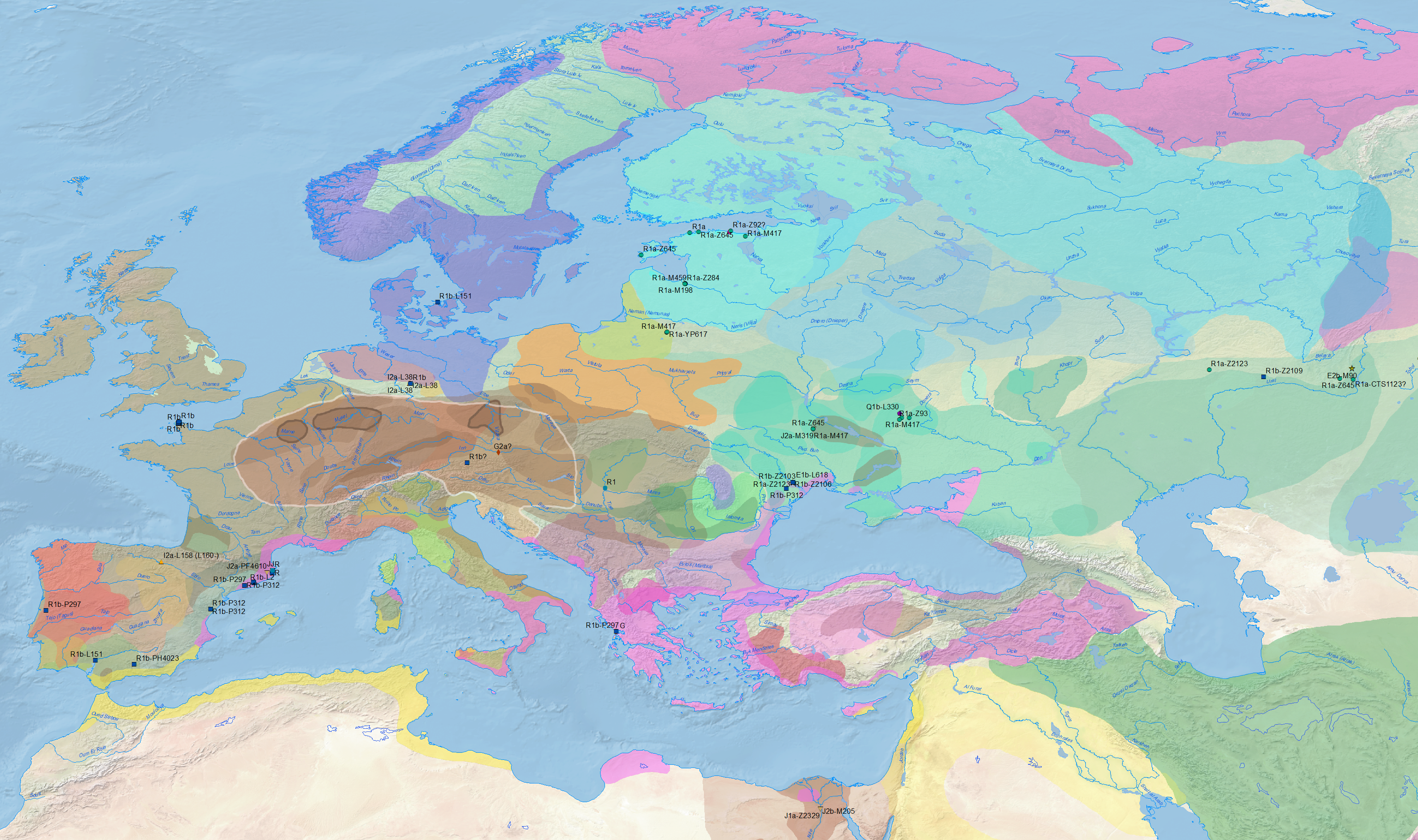 Early Iron Age – Indo-European.eu on dna map of east asia, viking expansion in europe, autosomal dna europe, fortress europe, jewish dna map of europe, northwest europe, mtdna europe, dna map of the world, ethnic groups in europe, haplogroup map europe, ethnic map europe, migration to europe, celtic dna in europe, i1 dna oldest in europe, slavic europe, migration in europe, dna of ashkenazi jews, east and west europe, early migration europe, asian dna in europe,
