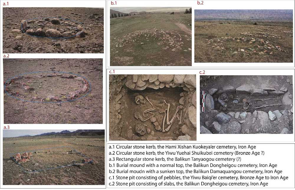 hami-basin-balikun-grassland-iron-age-burials