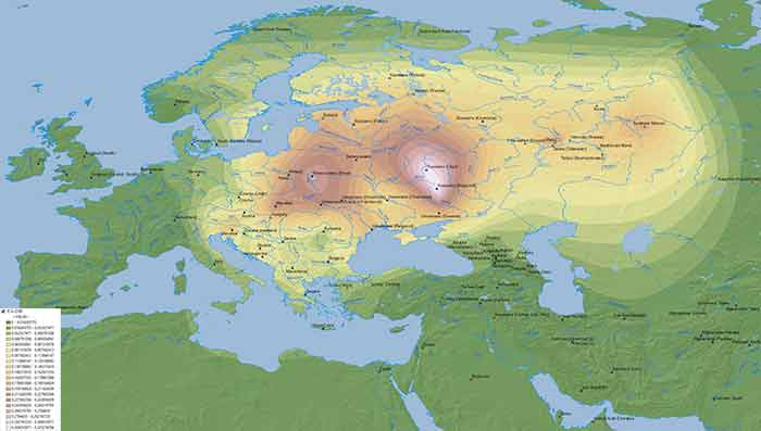 Haplogroup R1a-M417 – Indo-European eu