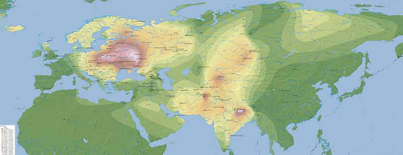 Haplogroup R1a-M417