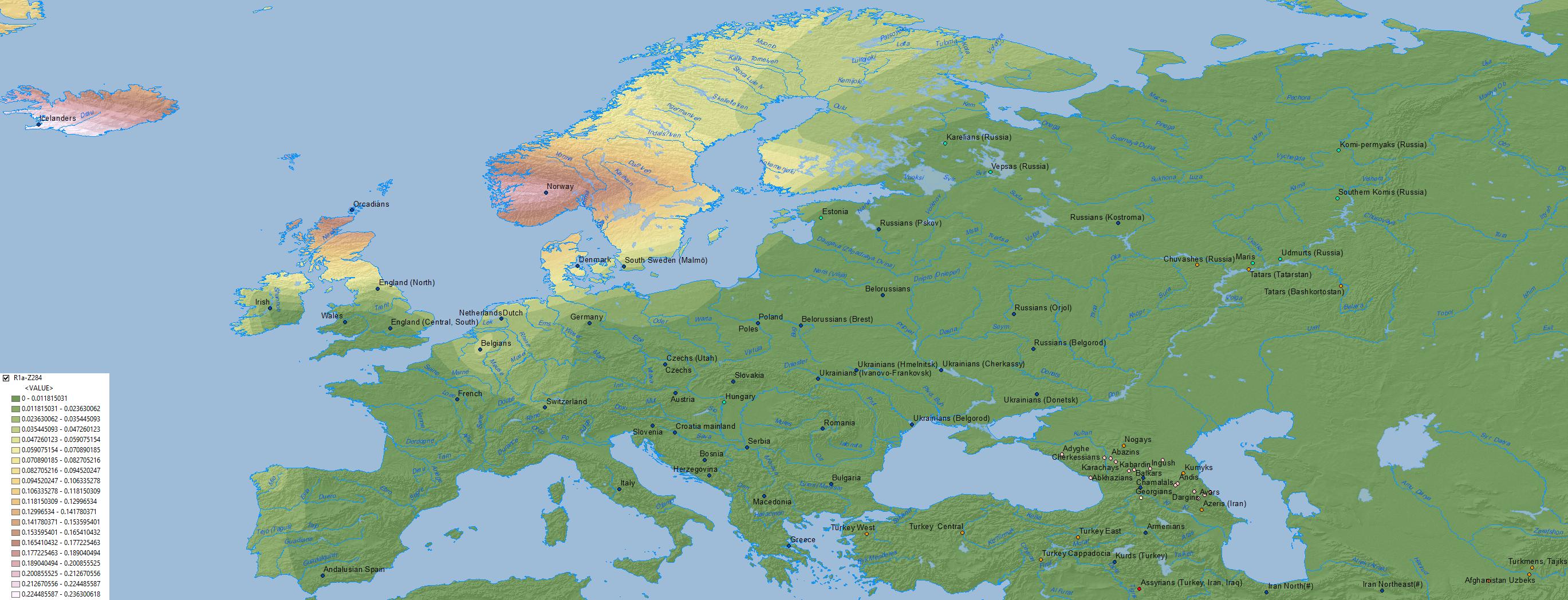 Haplogroup R1a-M417 – Indo-European eu