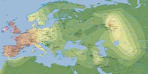 haplogroup-modern-distribution-maps