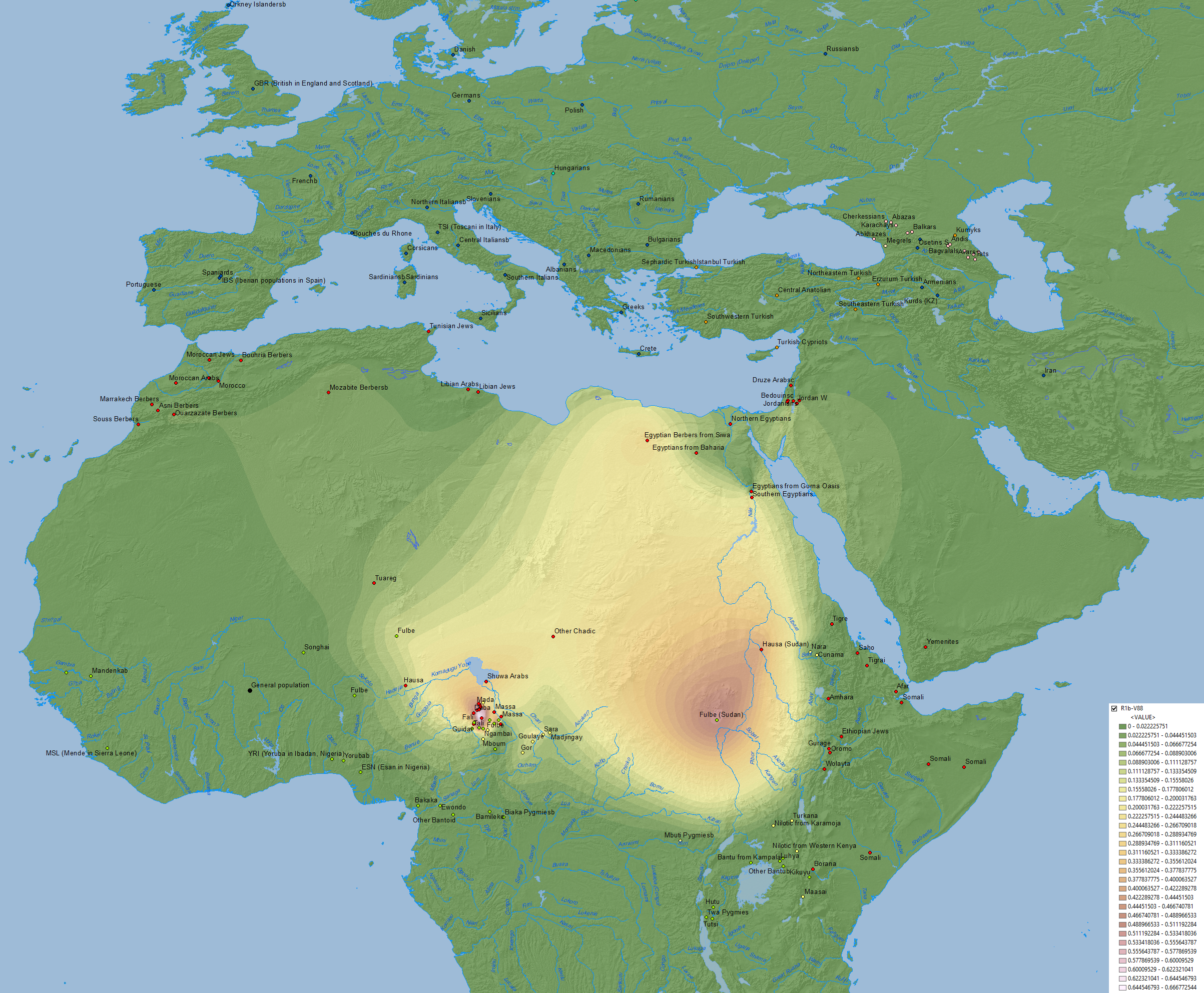 Haplogroup R1-M173, R2-M479 – Indo-European eu