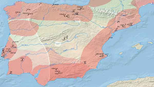 iberia-mtdna-map-chalcolithic