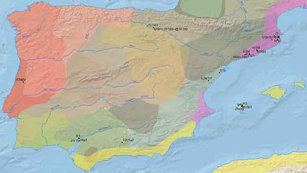 iberia-mtdna-map-iron-age