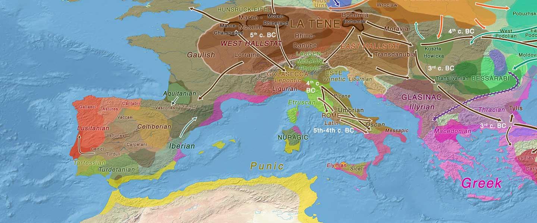 North-West Indo-Europeans of Iberian Beaker descent and haplogroup R1b-P312