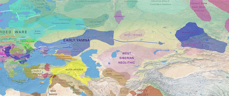 Volga Basin R1b-rich Proto-Indo-Europeans of (Pre-)Yamnaya ancestry