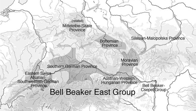 east-bell-beaker-group-expansion
