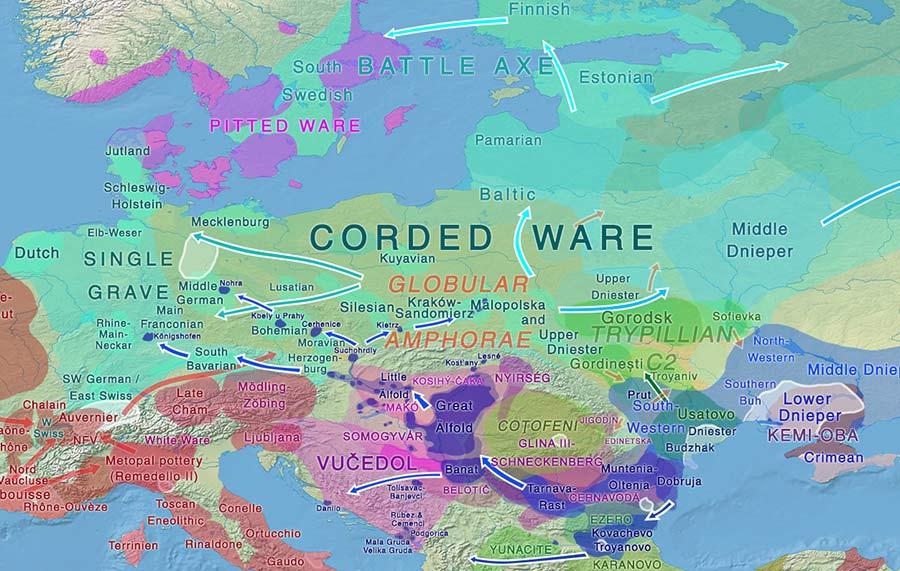 yamnaya-corded-ware-europe