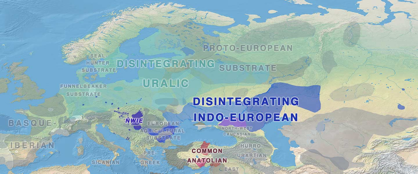 Intense but irregular NWIE and Indo-Iranian contacts show Uralic disintegrated in the West