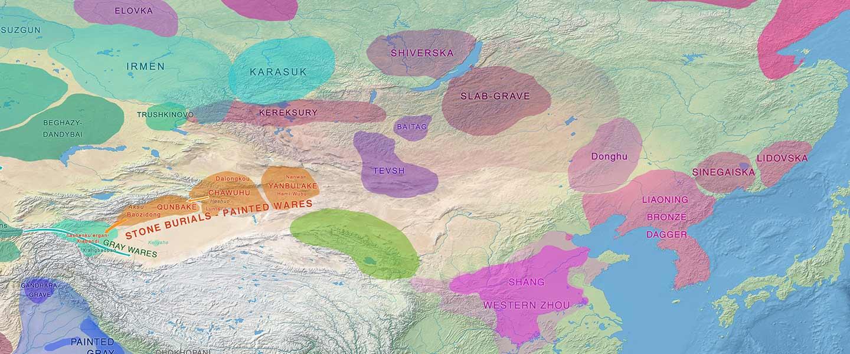 Yamnaya-like Chemurchek links Afanasievo with Iron Age Tocharians