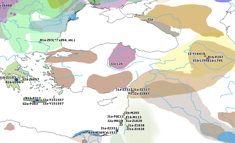 y-dna-levant-middle-bronze-age