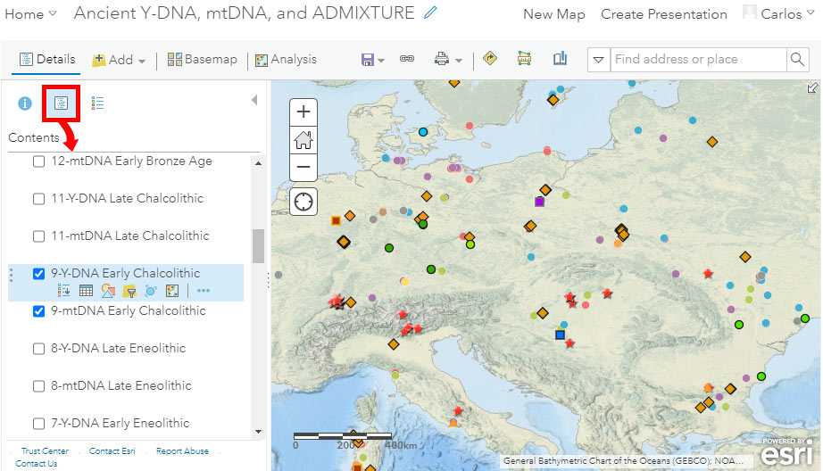 arcgis-online-y-dna-mtdna-show-contents-of-map