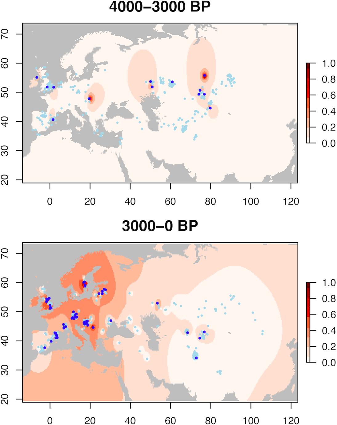 lactase-persistence-evolution-map