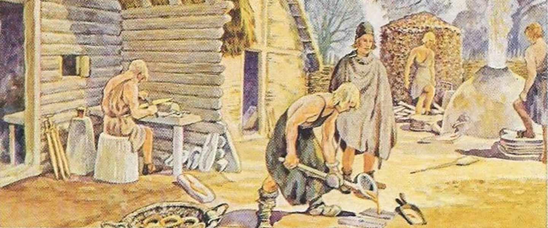 Proto-Uralic Homeland (VI): Mythology & Metallurgy