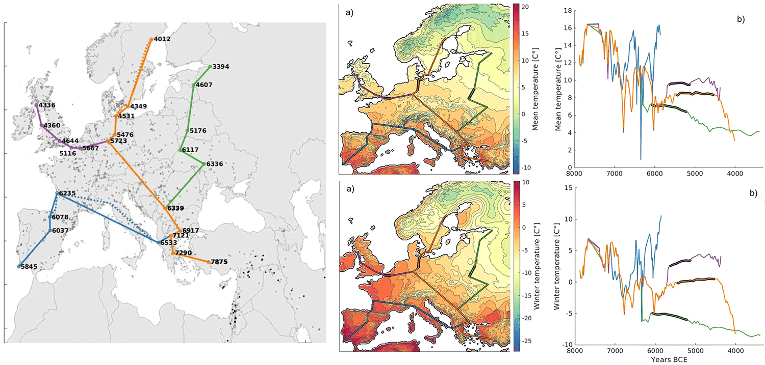 neolithic-expansion-routes