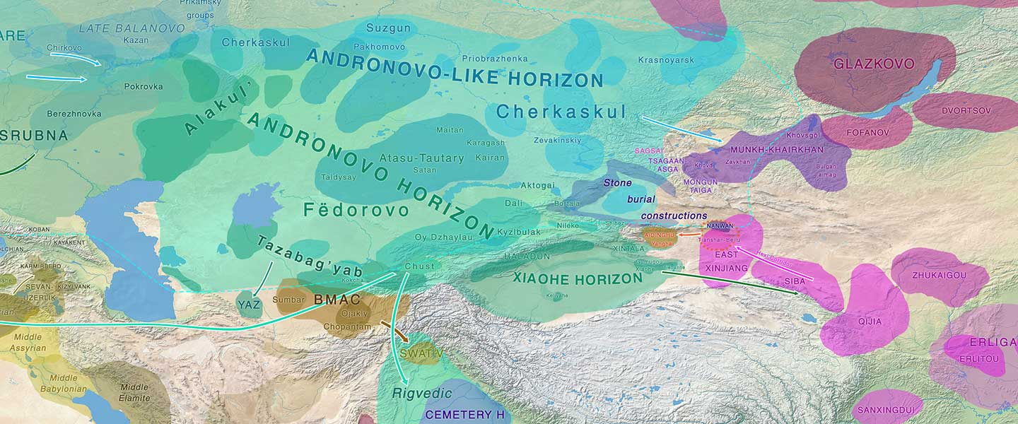 Early Andronovo intrusion in the Eastern Tianshan