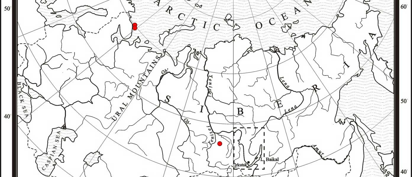 Earliest (and basal) haplogroup N-L1026, from East Siberia