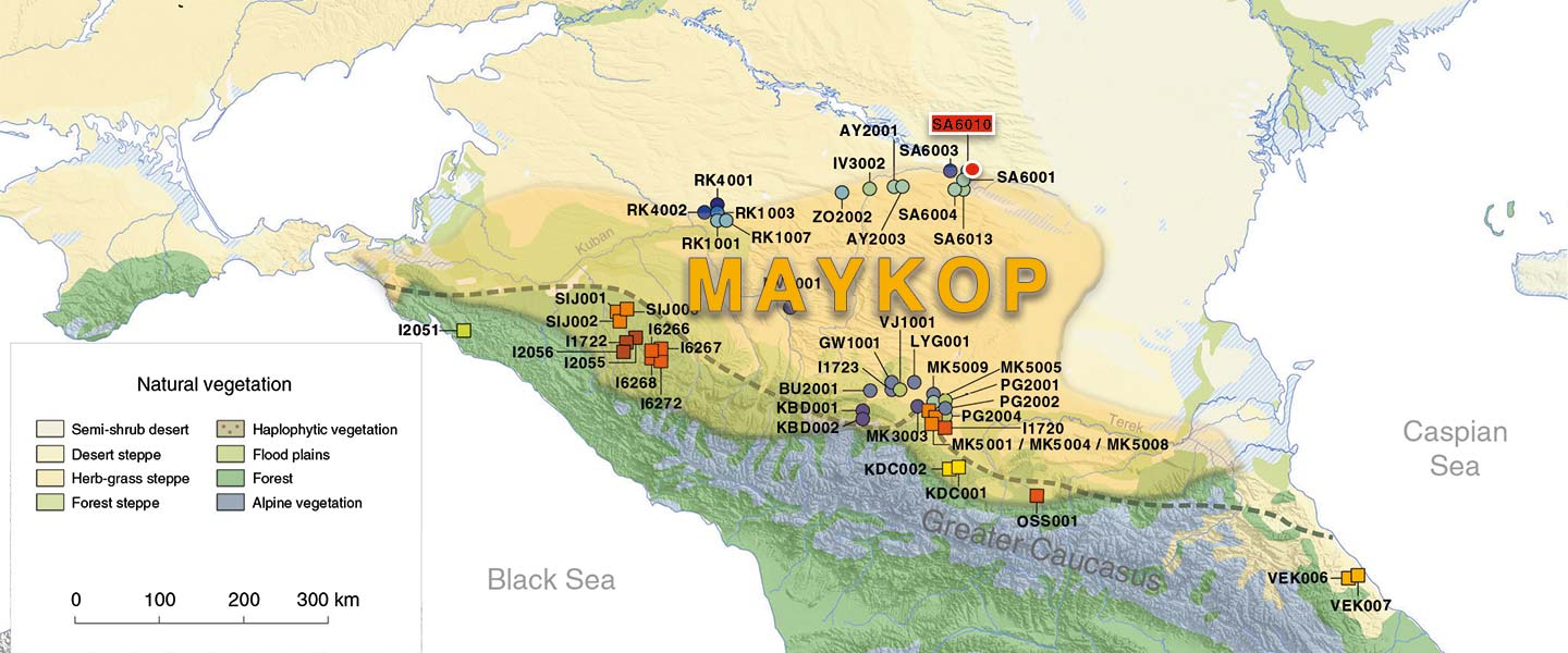 """Another """"Pre-Yamnaya"""" sample from the Northern Caucasus?"""