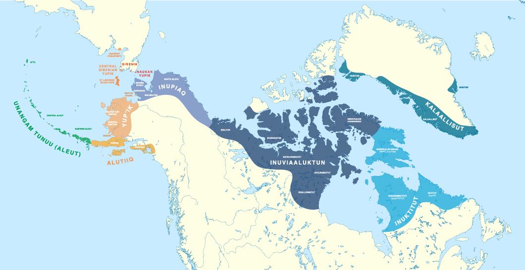 eskimo-aleut-languages